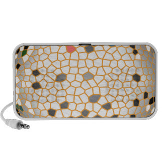 Elegant Crystalized Pattern on gifts Portable Speakers