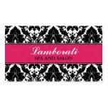 Elegant Damask Floral Pattern Pink Modern Stylish