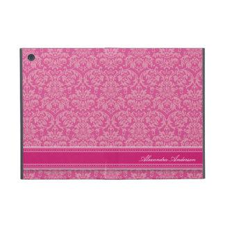 Elegant Damask iPad Mini Case (fuchsia)