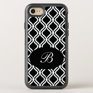 Elegant Damask Pattern OtterBox Symmetry iPhone 8/7 Case