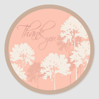 Elegant Dandelions Sticker