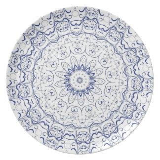 Elegant Decorative Plate