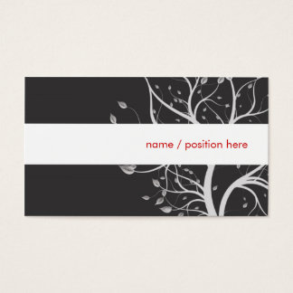elegant design business card