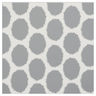 Elegant Elephant Collection Dot Pattern Fabric