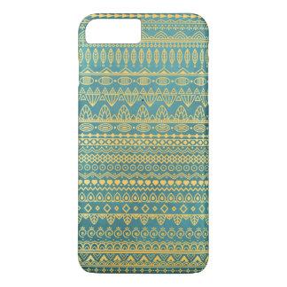 Elegant Ethnic Golden Pattern | Phone Case