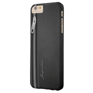 Elegant Fake Leather Style Wallet Barely There iPhone 6 Plus Case