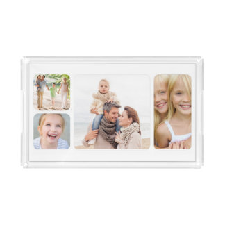 Elegant Family Photo Collage