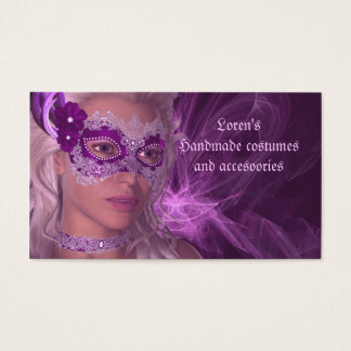 Elegant fantasy business card