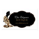 Elegant Fashion Business Cards