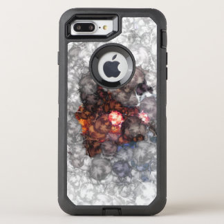 Elegant Fire on Ice OtterBox Defender iPhone 7 Plus Case