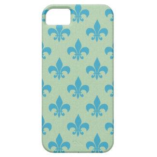 Elegant Fleur De Lis iPhone 5 Covers