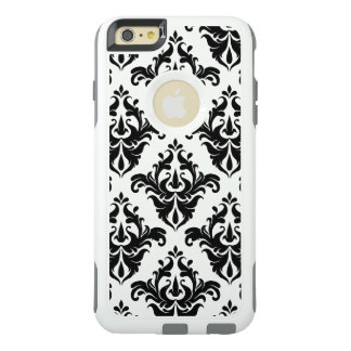 Elegant Floral Damask Pattern OtterBox iPhone 6/6s Plus Case