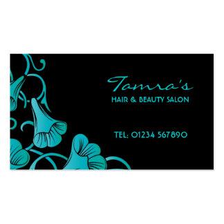 Elegant Floral Design Business Card