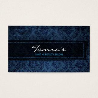 Elegant Floral Grunge Business Card