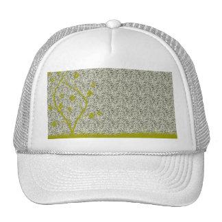 Elegant Floral Hats