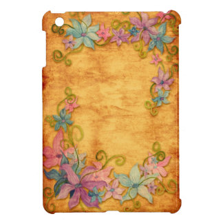 Elegant Floral iPad Mini Case