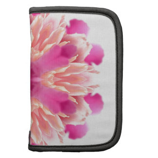 elegant flower peach pink white by healing love folio planners