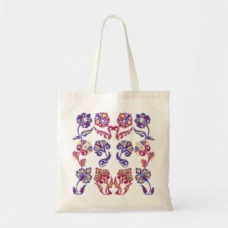 Elegant Flowers Budget Tote Budget Tote Bag