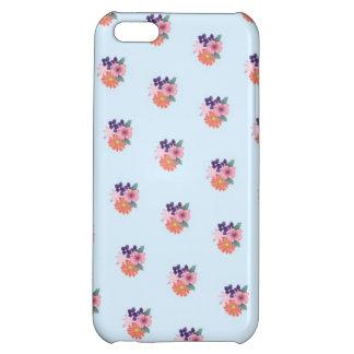 Elegant Flowers pattern for Spring season iPhone 5C Cover
