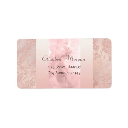 Elegant Glamourous Stylish,Pink Label