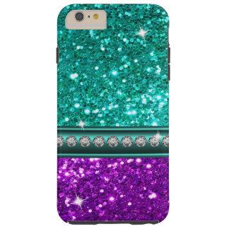 Elegant Glitzy Bling Jeweled Tough iPhone 6 Plus Case