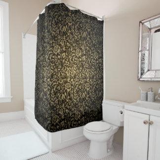 Elegant Glow Shower Curtain
