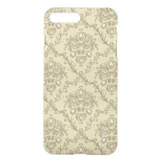 Elegant Gold Damask Uncommon iPhone7 Plus Case