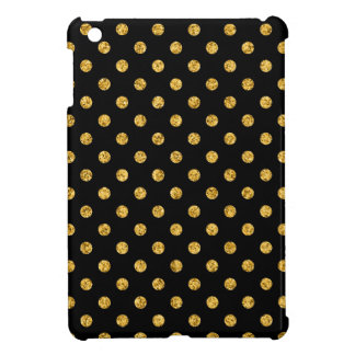 Elegant Gold Dot Case For The iPad Mini