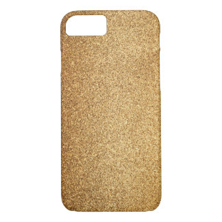 Elegant Gold Glitter iPhone 8/7 Case