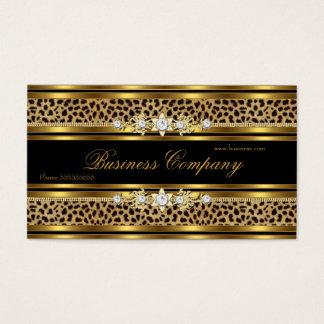 Elegant Gold Leopard Black ORNATE Best