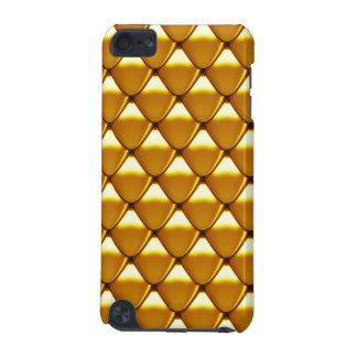 Elegant Gold Scale Pattern iPod Touch (5th Generation) Cover