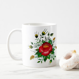 Elegant Gold & shades of Grey Coffee Mug