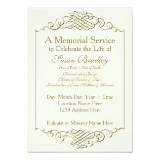 Planning a Memorial Service or Life Celebration inducedinfo
