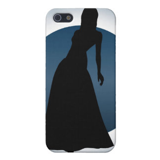 Elegant Gown Fashion Illustration iPhone(4) Speck iPhone 5/5S Case