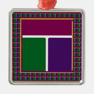 Elegant Graphic Shapes Color Shades Tones Pattern Ornaments