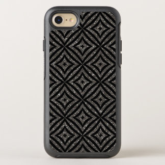 Elegant Gray Glitter Custom OtterBox  iPhone 8/7