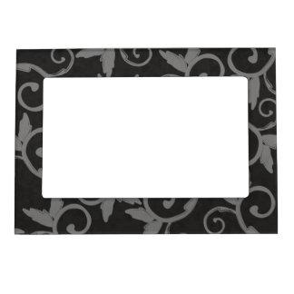 Elegant Gray Magnetic Frame