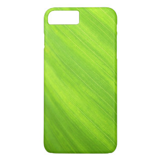 Elegant Green Leaves Texture Nature Phone Case