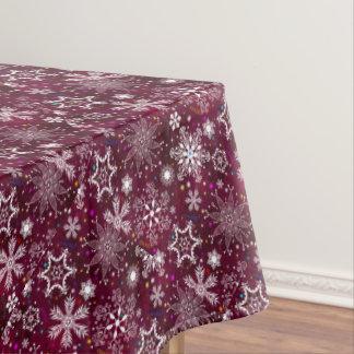 Elegant Holiday Tablecloth