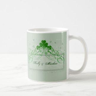 Elegant Irish Mugs