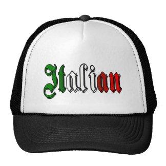 elegant Italian Cap
