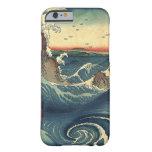 ELegant Japanese Ocean Tide vintage iPhone 6 case