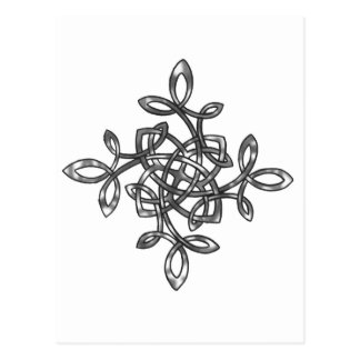 Elegant Knot Postcard