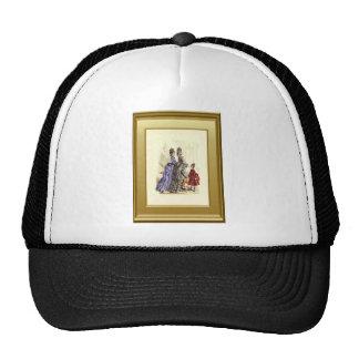 Elegant ladies hat