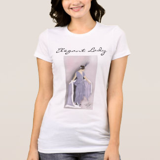 """Elegant Lady"" T-Shirt"