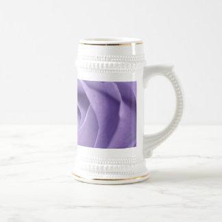 Elegant Lavender Rose Collection Mugs