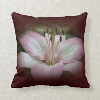Elegant Lily American MoJo Pillo Throw Pillows