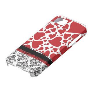 Elegant Love iPhone 5 Cover