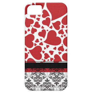 Elegant Love Barely There iPhone 5 Case