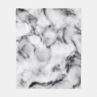 Elegant Marble style2 Fleece Blanket